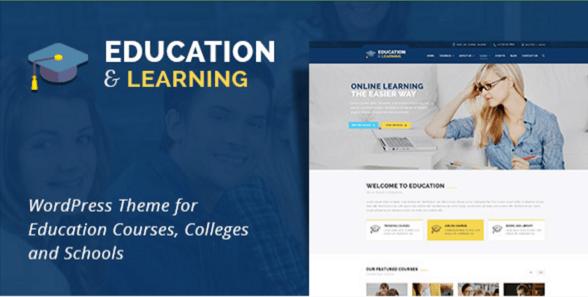 EducationWP – Education WordPress Theme