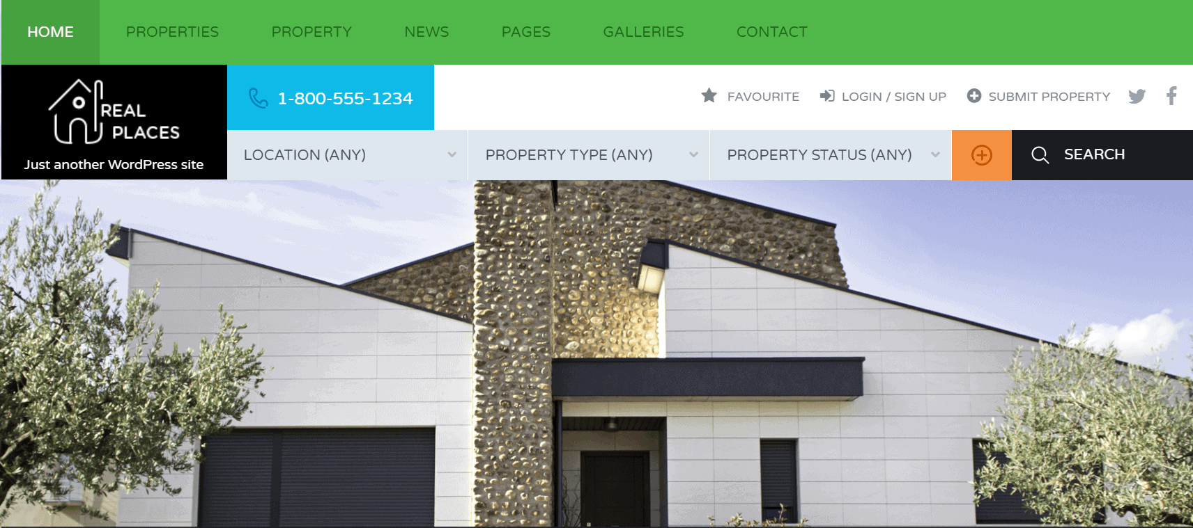 Top 20 Eye-Catching WordPress Themes for Real Estate Listing Websites