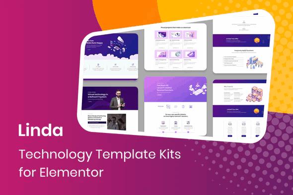 Linda - Technology Template Kits