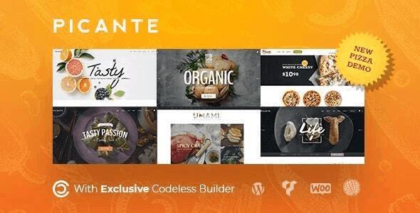 Picante | Restaurant WordPress