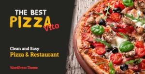 Vito's - Pizza & Restaurant WordPress Theme